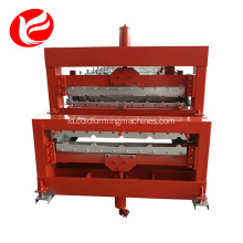 Ibr double layer roll membentuk mesin di tamilnadu